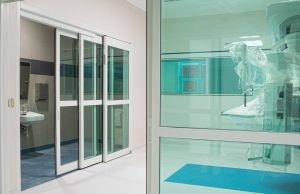Automatic Doors in operation theatre