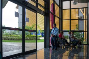 HEB Entrance Sliding door Burlington, London, Ottawa - Sliding Doors Systems Ontario