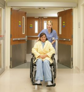 Swing Door for Hospital Ontario