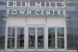 Malls Swing Doors System Ontario